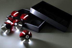 boxes balls sphere render