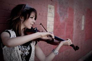 bracelets musical instrument women violin lindsey stirling celebrity