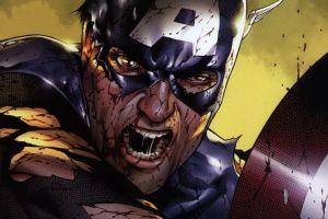 captain america comics marvel comics