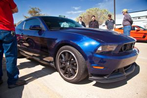 car blue cars vehicle muscle cars shelby