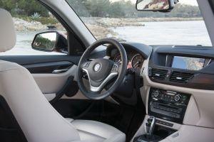 car bmw car interior bmw x1