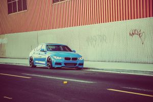 car bmw road blue cars