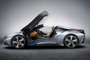 car bmw vehicle bmw i8 silver cars