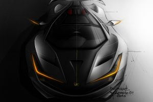 car concept cars drawing black cars vehicle