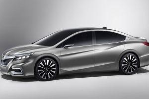 car concept cars grey cars sedan honda c