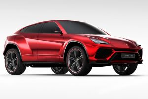 car concept cars red cars lamborghini urus