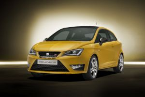 car concept cars seat ibiza yellow cars