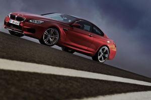 car coupe bmw m6