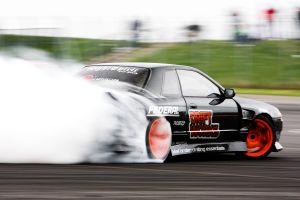 car drifting racing vehicle
