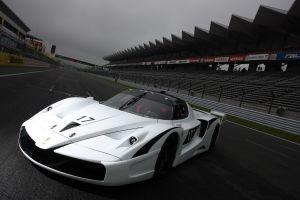 car ferrari fxx race cars race tracks ferrari vehicle supercars white cars