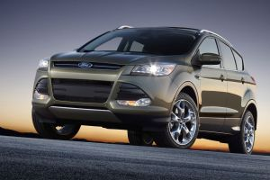 car ford kuga ford suv green cars