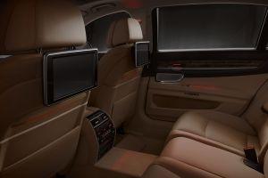 car interior car bmw 7