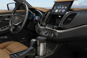 car interior chevrolet impala car