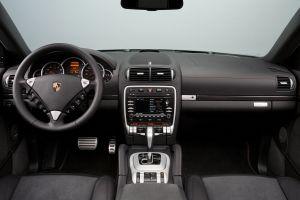 car interior vehicle car porsche