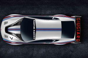 car italdesign brivido martini racing supercars