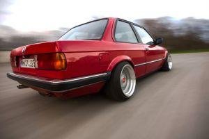 car lighter old car drift bmw red cars sports car motion blur muscle cars