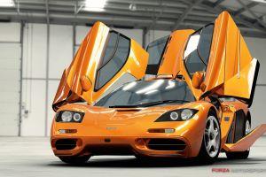 car mclaren f1 video games forza motorsport 4