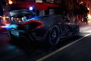car mclaren p1 sports car