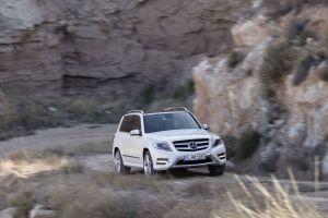 car mercedes glk vehicle mercedes-benz rock