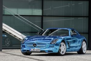 car numbers blue cars mercedes sls vehicle