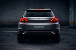 car peugeot urban crossover concept cars