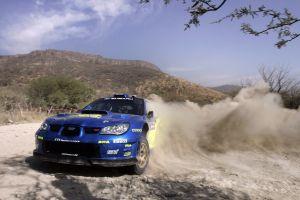 car subaru impreza  rally cars