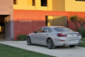 car vehicle bmw bmw 6 silver cars