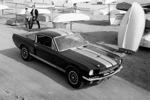 car vehicle ford mustang shelby monochrome ford