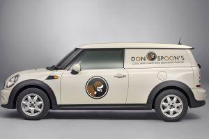car vehicle mini cooper clubman mini clubvan mini cooper