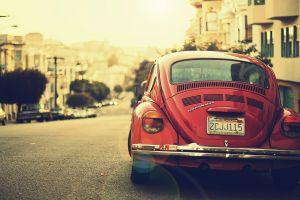 car volkswagen beetle vehicle