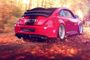 car volkswagen beetle volkswagen