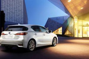 car white cars lexus