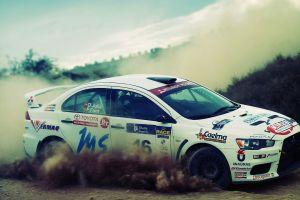 car white cars rally vehicle