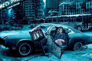 car wreck women with cars vehicle chloë grace moretz apocalyptic