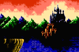 castle blood pixels retro games castlevania video games dracula