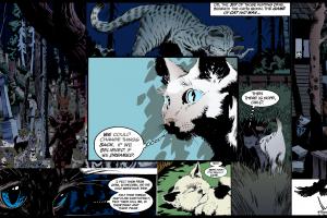 cats sandman comics comic art