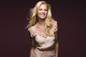 celebrity blonde katherine heigl women actress smiling