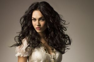 celebrity brunette actress women megan fox