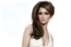 celebrity women brunette cheryl cole