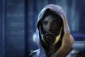 cgi render tali'zorah mass effect 3 video games mass effect 2 mass effect