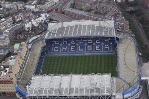 chelsea fc building stadium
