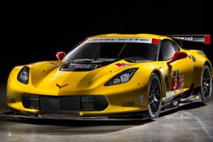 chevrolet car chevrolet corvette yellow cars
