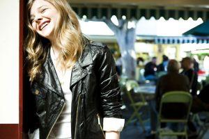 chloë grace moretz blonde celebrity women smiling actress