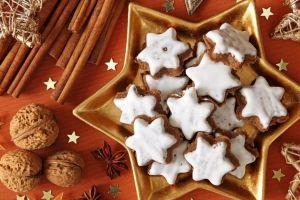 christmas food cake sweets