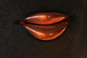 cinema 4d lips render leather