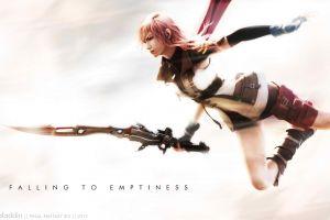 claire farron final fantasy xiii sword video games