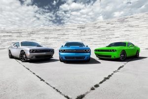clouds dodge challenger r/t dodge silver cars green cars muscle cars car dodge challenger blue cars