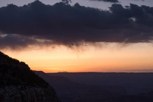 clouds dusk nature photography landscape canyon