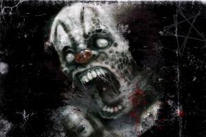 clowns horror artwork