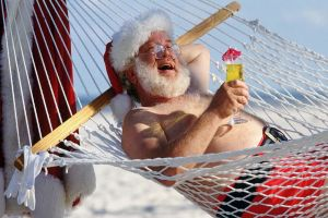 cocktails santa claus drink beards